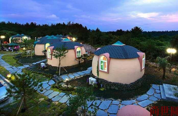 贵州圆顶屋供应