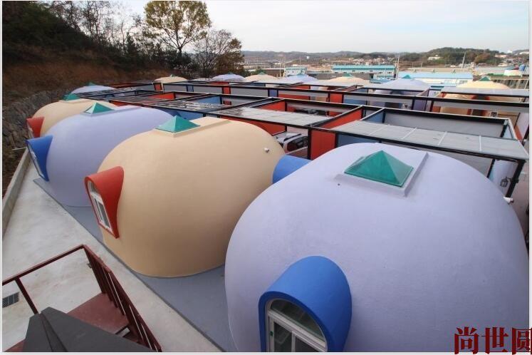 贵州圆顶房建造